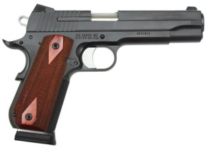 Sig Sauer 1911 with External Extractor