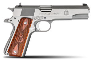 Springfield 1911 with Internal Extractor